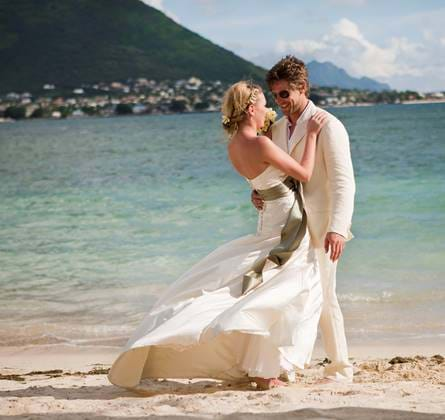 Weddings at Sands Resort
