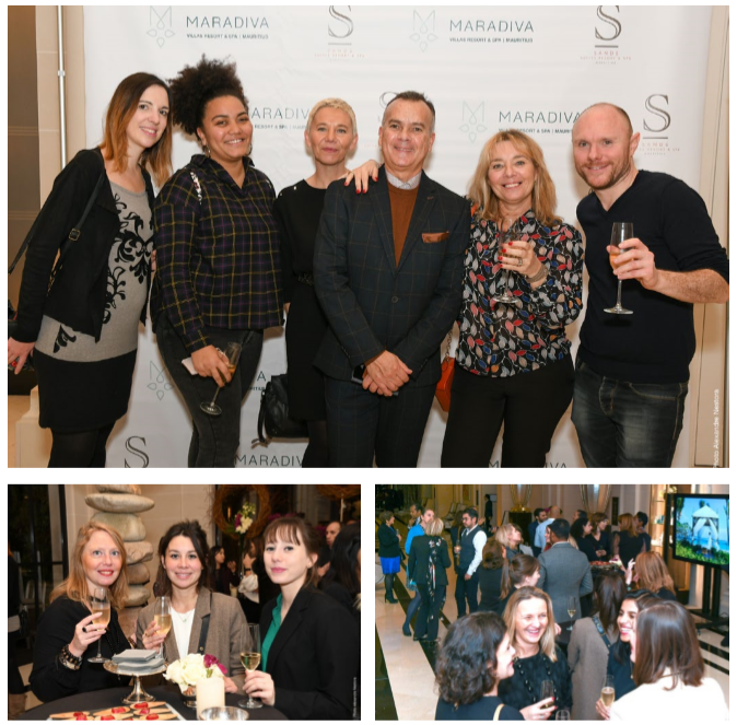 More photos from our event at The Peninsula Paris